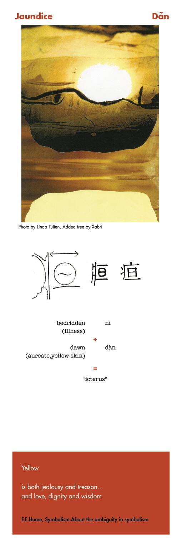 Chinese character juandice dan